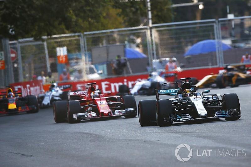 【F1】ベッテル「ハミルトンにもペナルティを科すべきだ!」と主張