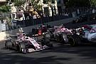 F1 Force India le confesó a Peréz que Ocon fue el culpable en Bakú