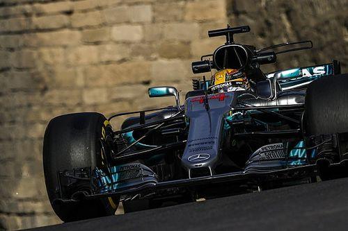 Pole, Hamilton destaca pressão após errar no início do Q3