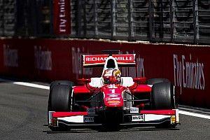 فورمولا 2: لوكلير يفوز في باكو بعد توقّف السباق مبكّرًا