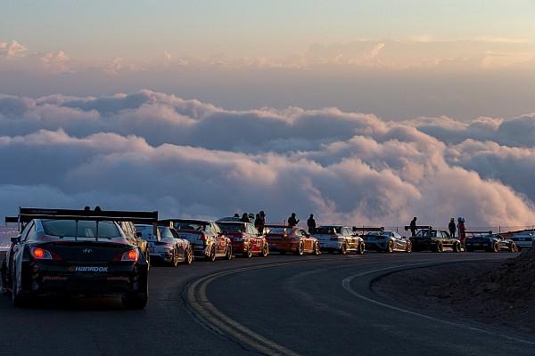 Las fotos más hermosas de la carrera de montaña Pikes Peak 2017