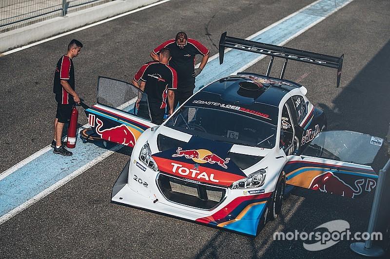 """Le Sébastien Loeb Racing veut être """"reconnu par un constructeur"""""""