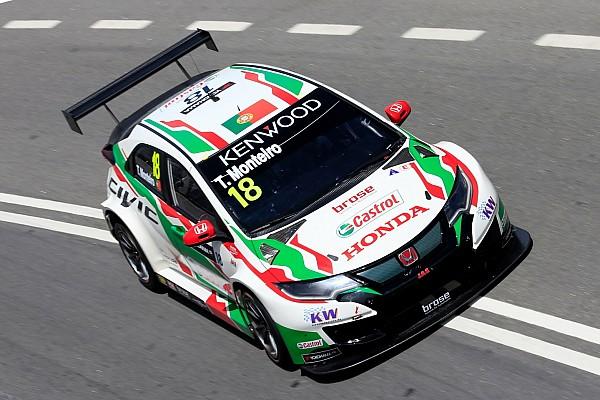 WTCC News WTCC 2018: Monteiro möchte weiter für Honda fahren