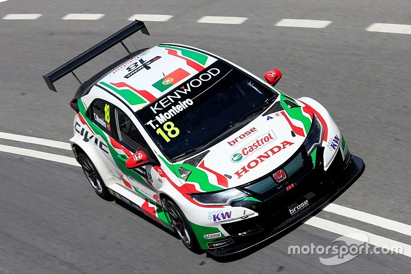 Monteiro wants to stay with Honda WTCC squad in 2018