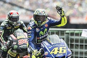 【MotoGP】オランダGP:雨の激戦。ロッシ貫禄の走りで今季初優勝
