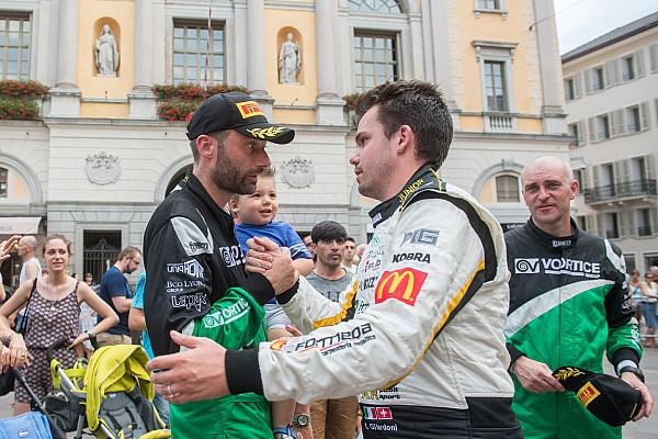 Bildgalerie: Sieg von Kevin Gilardoni beim Rallye del Ticino