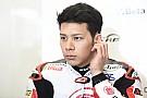 【Moto2カタール】4番グリッド中上「中止は妥当。開幕戦優勝目指す」