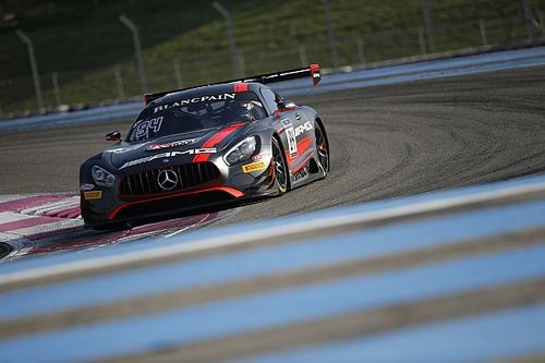HTP to break off Blancpain champion duo Buhk and Baumann
