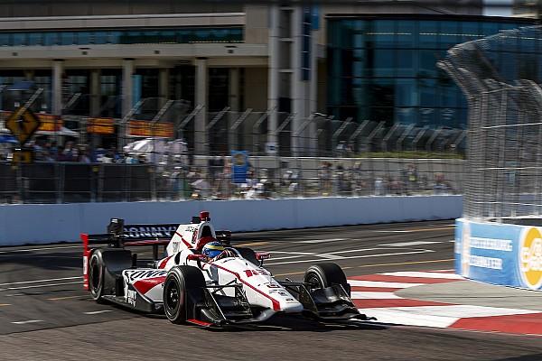 IndyCar IndyCar: Bourdais a 21. helyről nyerte meg a St. Petersburg-i szezonnyitót!