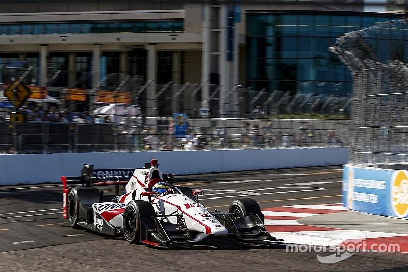 IndyCar: Bourdais a 21. helyről nyerte meg a St. Petersburg-i szezonnyitót!