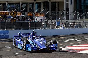 IndyCar Репортаж з практики Гран Прі Сент-Піта: Діксон став найкращим на розминці