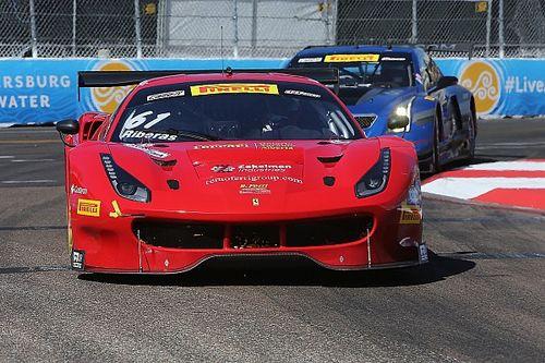 Kyle Marcelli joins R.Ferri Motorsport for Pirelli World Challenge