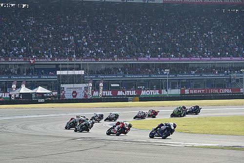 MotoGP schließt Vertrag mit Buriram Circuit in Thailand ab