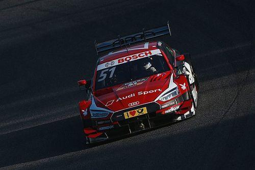 La nouvelle RS 5 DTM a pris la piste à Vallelunga