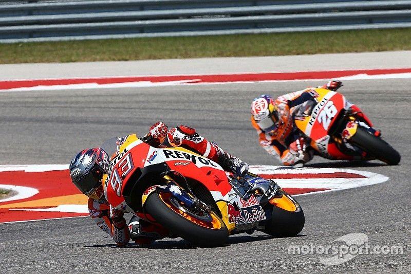 Маркес призвал не переоценивать форму Honda