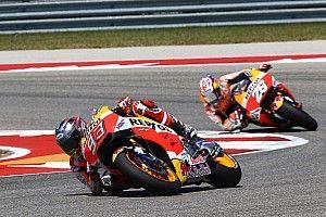 Honda problems not gone despite Austin win - Marquez