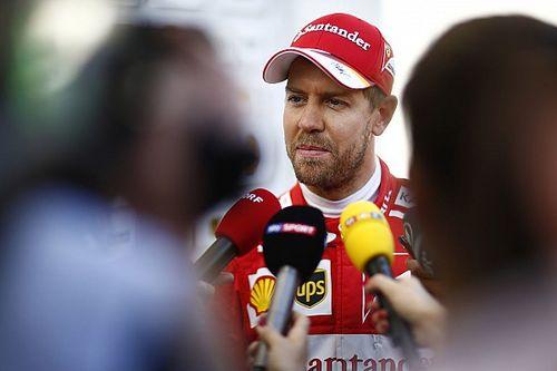 Na pole 30 corridas depois, Vettel exalta trabalho em equipe