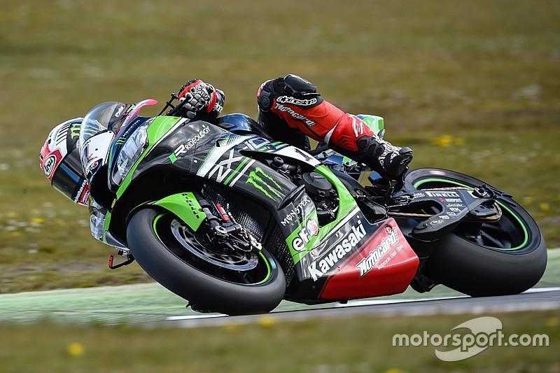 WorldSBK Belanda: Rea pimpin FP2, Davies bawa Ducati kedua