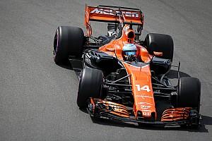 Formel 1 in Baku: Honda testet mit Alonso neue Motorausbaustufe