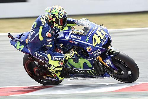 """Rossi : """"Dans ces conditions, la moto de l'an dernier était plus facile à piloter"""""""