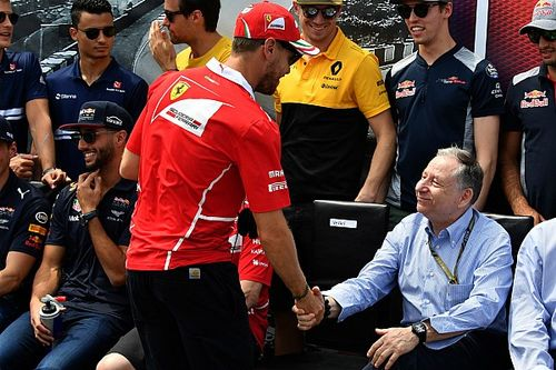 """Todt avvisa Vettel: """"Conseguenze molto gravi se sbaglierà ancora"""""""