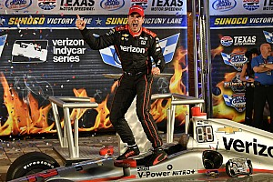 IndyCar Race report Texas IndyCar: Power wins after crash-strewn race