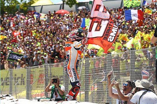 """Marquez: """"Ik voelde vandaag meer druk dan bij een titelrace"""""""