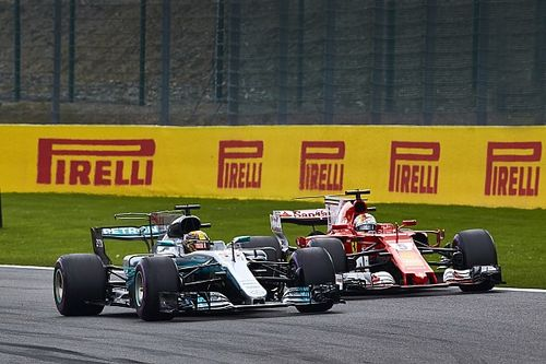 Analysis: How a lucky mistake helped Hamilton beat Vettel