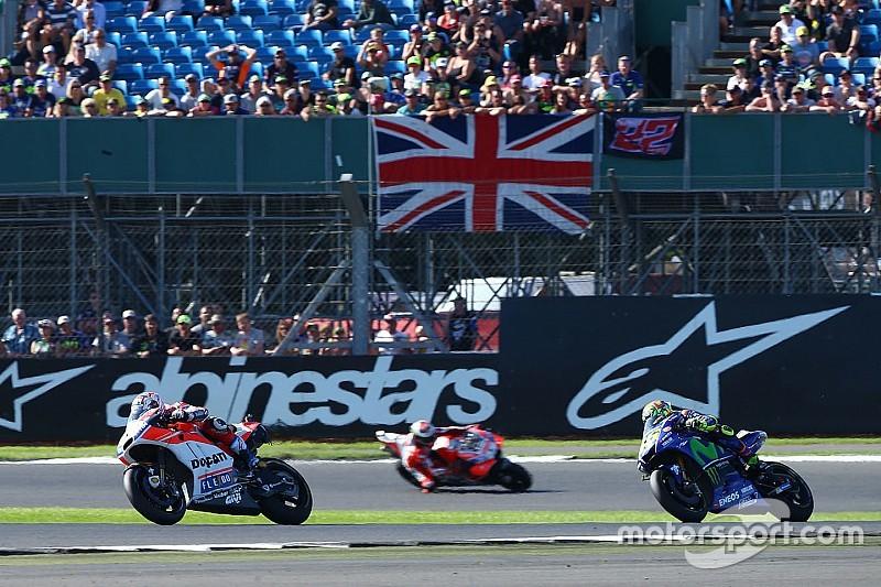 TV-Programm MotoGP Silverstone: Livestream und Live-TV