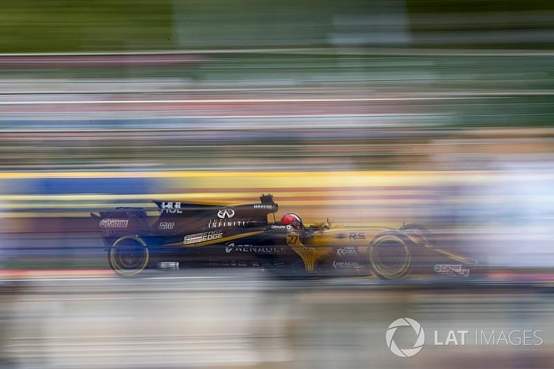 """Hülkenberg over goede vorm: """"2017-auto past goed bij mijn rijstijl"""""""