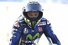 Rossi rodó en secreto este lunes en Misano