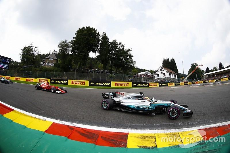 Formel 1 Belgien 2018: Das 1. Training im Formel-1-Liveticker