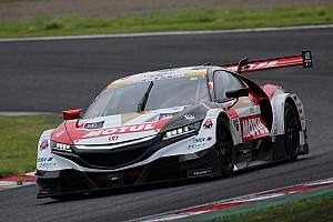 Super GT Breaking news Button: Mobil Super GT terasa seperti Formula 1