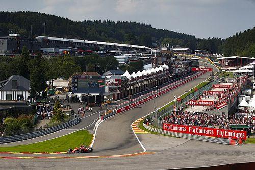Spa-Francorchamps 2021-ig hosszabbított a Forma-1-ben