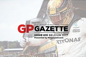 Belgian GP: Issue #15 of GP Gazette now online