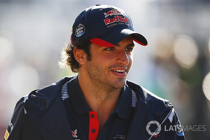 Sainz vindt controle Red Bull over carrière niet erg