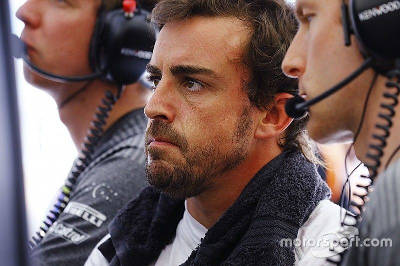 "McLaren isyaratkan ""rencana besar"" terkait keputusan Alonso ke Indy"