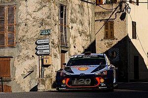WRC Korsika: Neuville dan Hyundai jadi pemenang keempat berbeda