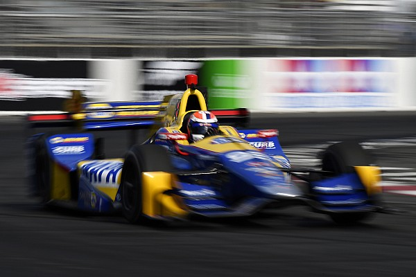 """Rossi: """"We had the car to win Long Beach"""""""