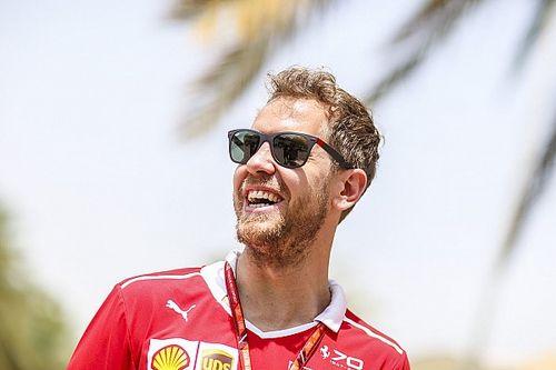 """Vettel: """"Dobbiamo migliorare il passo gara, ma domani ce la faremo"""""""