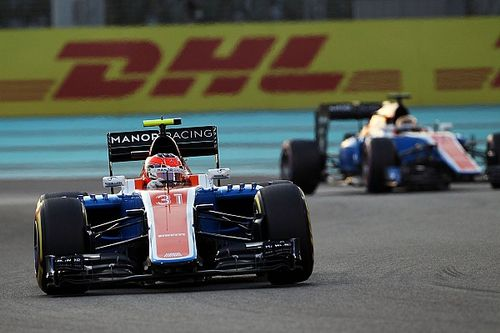 F1 2016 review: Manor falls just short