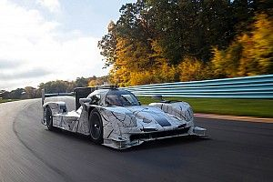 Taylors confident in new Cadillac prototype… and Jeff Gordon