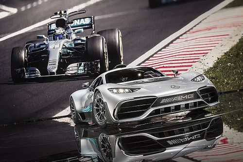 Mercedes-AMG Project One, F1 aracıyla birlikte üretilecek