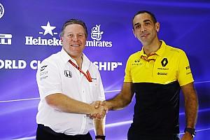 F1 Noticias de última hora McLaren puede ser