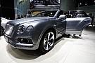Automotive Bentley Bentayga to take on Pikes Peak Hill Climb