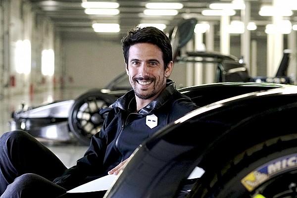 Formula E champion di Grassi becomes Roborace CEO