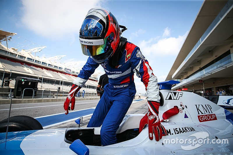 Bahrain F3.5: Isaakyan on pole, Fittipaldi fourth