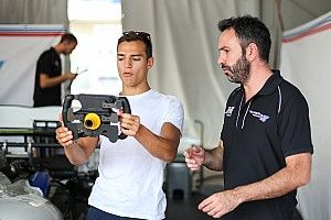 Palou maakt Formule 2-debuut in Jerez