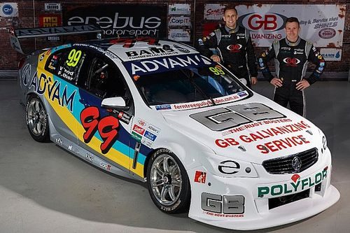 Erebus goes NASCAR for retro livery