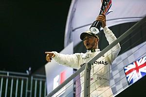 Хэмилтон: Я не гонюсь за рекордами Шумахера